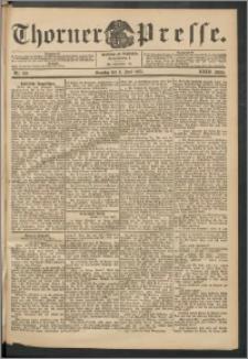Thorner Presse 1905, Jg. XXIII, Nr. 130 + 1. Beilage, 2. Beilage