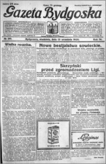 Gazeta Bydgoska 1925.09.13 R.4 nr 211