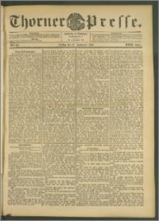 Thorner Presse 1905, Jg. XXIII, Nr. 217 + Beilage