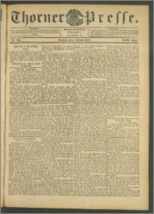 Thorner Presse 1905, Jg. XXIII, Nr. 232 + Beilage