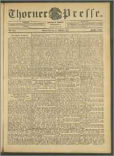 Thorner Presse 1905, Jg. XXIII, Nr. 240 + Beilage