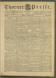 Thorner Presse 1905, Jg. XXIII, Nr. 288 + Beilage, Beilagenwerbung