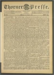 Thorner Presse 1905, Jg. XXIII, Nr. 292 + 1. Beilage, 2. Beilage