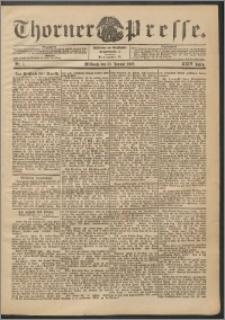 Thorner Presse 1906, Jg. XXIV, Nr. 7 + Beilage
