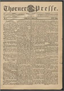 Thorner Presse 1906, Jg. XXIV, Nr. 9 + Beilage