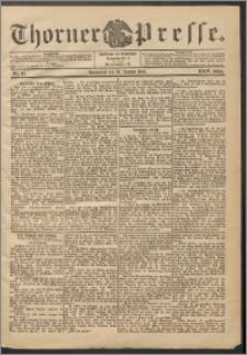 Thorner Presse 1906, Jg. XXIV, Nr. 10 + Beilage