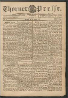 Thorner Presse 1906, Jg. XXIV, Nr. 13 + Beilage, Beilagenwerbung