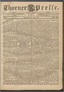 Thorner Presse 1906, Jg. XXIV, Nr. 14 + Beilage, Beilagenwerbung
