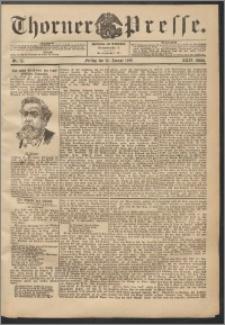 Thorner Presse 1906, Jg. XXIV, Nr. 15 + Beilage, Beilagenwerbung