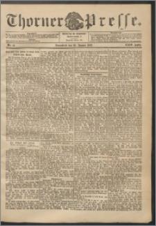 Thorner Presse 1906, Jg. XXIV, Nr. 16 + Beilage, Beilagenwerbung