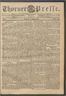 Thorner Presse 1906, Jg. XXIV, Nr. 17 + 1. Beilage, 2. Beilage