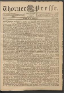 Thorner Presse 1906, Jg. XXIV, Nr. 19 + Beilage