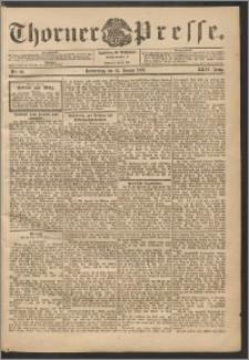 Thorner Presse 1906, Jg. XXIV, Nr. 20 + Beilage, Beilagenwerbung
