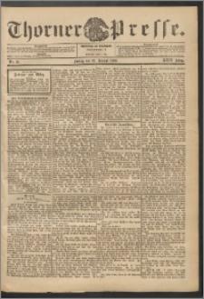 Thorner Presse 1906, Jg. XXIV, Nr. 21 + Beilage, Beilagenwerbung