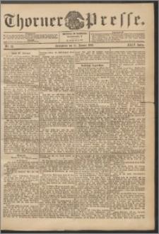 Thorner Presse 1906, Jg. XXIV, Nr. 22 + Beilage, Beilagenwerbung