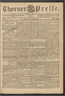 Thorner Presse 1906, Jg. XXIV, Nr. 23 + 1. Beilage, 2. Beilage, Extrablatt