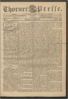 Thorner Presse 1906, Jg. XXIV, Nr. 24 + Beilage, Extrablatt
