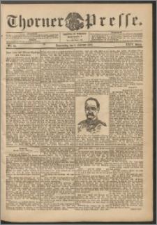Thorner Presse 1906, Jg. XXIV, Nr. 26 + Beilage