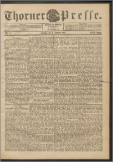 Thorner Presse 1906, Jg. XXIV, Nr. 29 + 1. Beilage, 2. Beilage