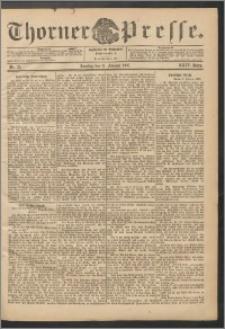 Thorner Presse 1906, Jg. XXIV, Nr. 35 + 1. Beilage, 2. Beilage, Beilage