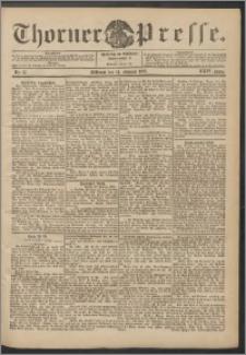 Thorner Presse 1906, Jg. XXIV, Nr. 37 + Beilage
