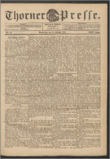 Thorner Presse 1906, Jg. XXIV, Nr. 38 + Beilage