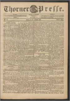 Thorner Presse 1906, Jg. XXIV, Nr. 39 + Beilage
