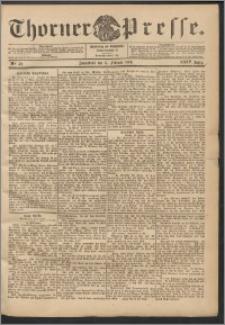 Thorner Presse 1906, Jg. XXIV, Nr. 40 + Beilage, Beilagenwerbung