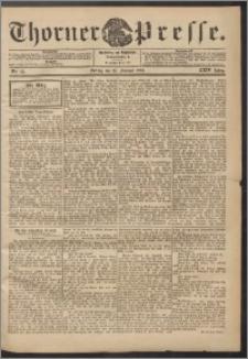 Thorner Presse 1906, Jg. XXIV, Nr. 45 + Beilage