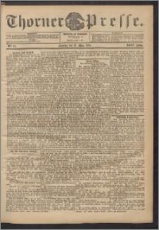 Thorner Presse 1906, Jg. XXIV, Nr. 65 + 1. Beilage, 2. Beilage