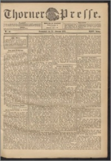 Thorner Presse 1906, Jg. XXIV, Nr. 46 + Beilage