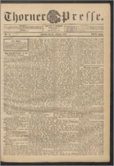 Thorner Presse 1906, Jg. XXIV, Nr. 47 + 1. Beilage, 2. Beilage