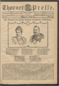 Thorner Presse 1906, Jg. XXIV, Nr. 48 + 1. Beilage, 2. Beilage
