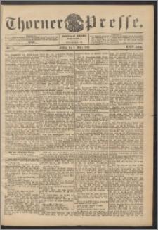 Thorner Presse 1906, Jg. XXIV, Nr. 51 + Beilage, Beilagenwerbung