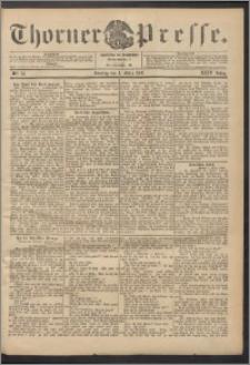 Thorner Presse 1906, Jg. XXIV, Nr. 53 + 1. Beilage, 2. Beilage