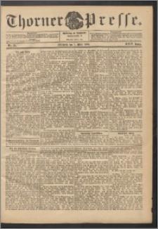 Thorner Presse 1906, Jg. XXIV, Nr. 55 + Beilage