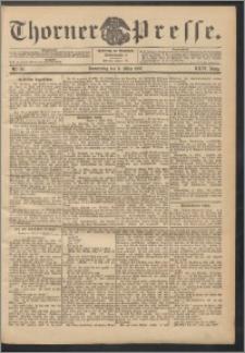 Thorner Presse 1906, Jg. XXIV, Nr. 56 + Beilage, Beilagenwerbung