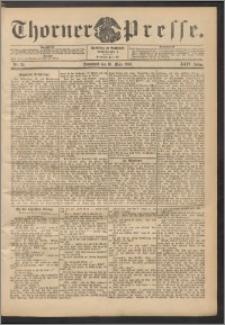 Thorner Presse 1906, Jg. XXIV, Nr. 58 + Beilage