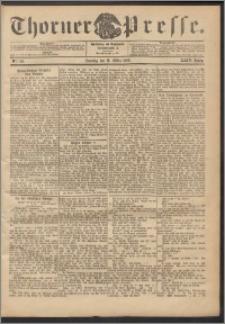 Thorner Presse 1906, Jg. XXIV, Nr. 59 + 1. Beilage, 2. Beilage