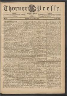 Thorner Presse 1906, Jg. XXIV, Nr. 60 + 1. Beilage, 2. Beilage