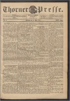 Thorner Presse 1906, Jg. XXIV, Nr. 61 + Beilage
