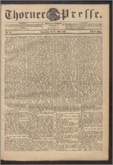 Thorner Presse 1906, Jg. XXIV, Nr. 62 + 1. Beilage, 2. Beilage
