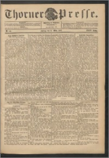 Thorner Presse 1906, Jg. XXIV, Nr. 63 + Beilage