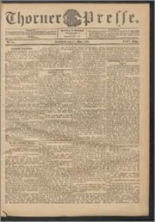 Thorner Presse 1906, Jg. XXIV, Nr. 64 + Beilage