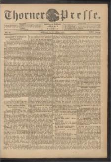 Thorner Presse 1906, Jg. XXIV, Nr. 67 + Beilage