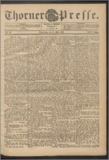 Thorner Presse 1906, Jg. XXIV, Nr. 68 + 1. Beilage, 2. Beilage