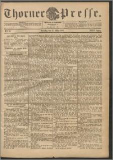 Thorner Presse 1906, Jg. XXIV, Nr. 72 + Beilage