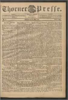 Thorner Presse 1906, Jg. XXIV, Nr. 73 + Beilage