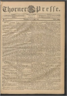 Thorner Presse 1906, Jg. XXIV, Nr. 74 + 1. Beilage, 2. Beilage, Beilagenwerbung