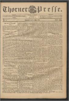 Thorner Presse 1906, Jg. XXIV, Nr. 76 + Beilage